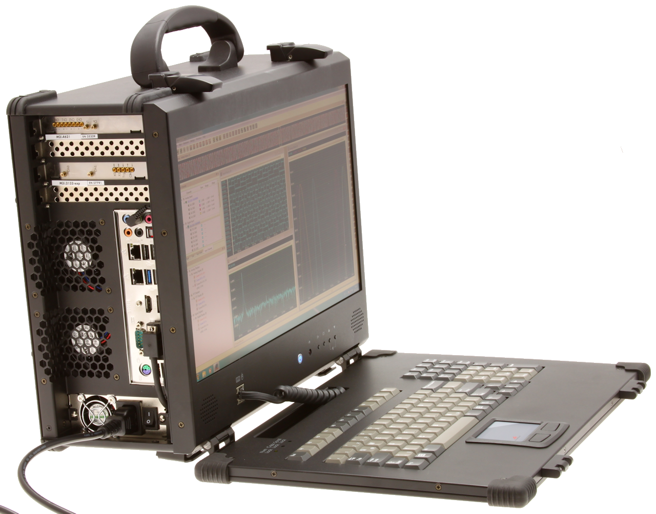 Portable systems spectrum for Mobile porta pc design