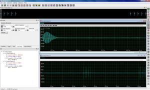 Ultrasonic ABA Mode Example