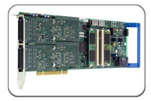32 Channel Digital Data Acquisition Card