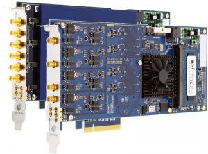 High Speed PCIe Digitizer